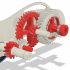 Helical Gears for Dual Mode Windup Car (Remix) image