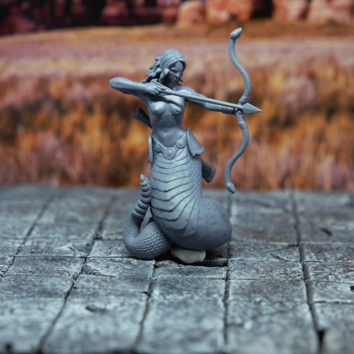 Medusa - Tabletop Miniature