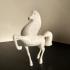 Art deco Horse decorative object image