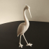 Heron decorative object image