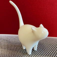 Picture of print of Cat decorative object