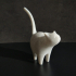 Cat decorative object image