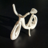 Bicycle decorative object image