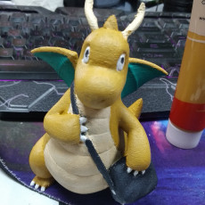 Picture of print of Dragonite(Pokemon)