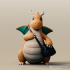 Dragonite(Pokemon) image