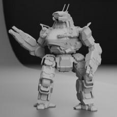 ANH-F4 Annihilator for Battletech
