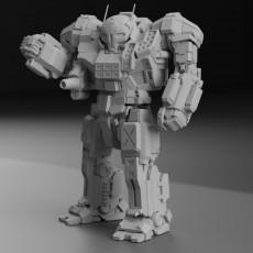 AS7-D Atlas  Danielle  for Battletech