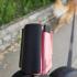 Dog poop bag zip clip image