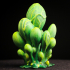 "Tabletop plant: ""Blob Crowd Plant"" (Alien Vegetation 15) image"