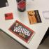 Wonka chocolate bar image
