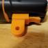 Wastou bike light GoPro mount image