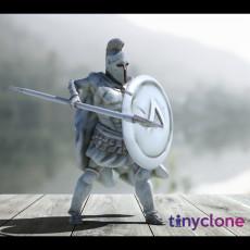 Spartan Soldier