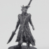 Dragonborn warrior image