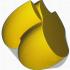 Apple Logo desk image