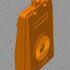 Amiga Tank Mouse Keyhanger 75% size image