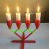 Candelabra for 4 candles image