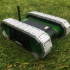 RC FPV tank rover image