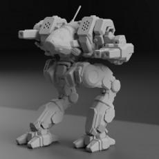 BKL-Prime Black Lanner for Battletech