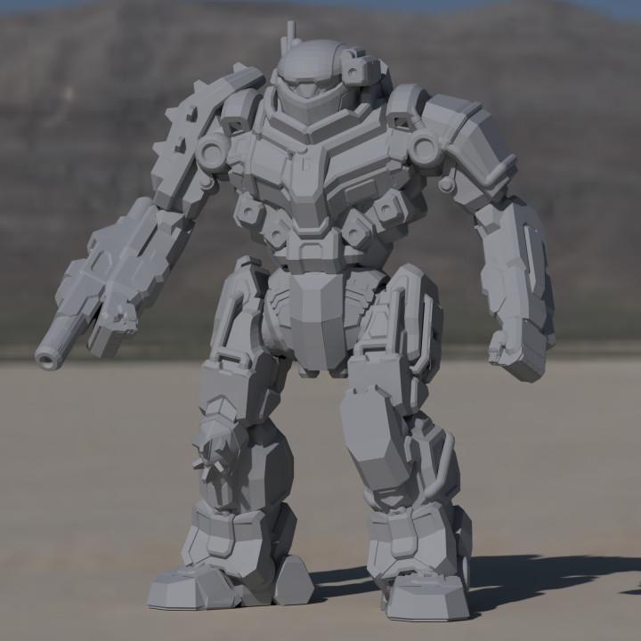 BL6-KNT Black Knight for Battletech