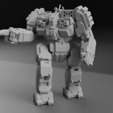 BLR-1GHE Battlemaster  Hellslinger  for Battletech