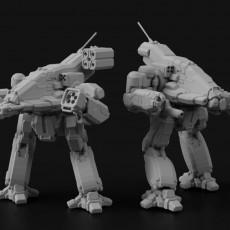 BSW-X1, X2 & S2 Bushwacker for Battletech