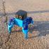Create Smartphone Control Quadruped Spider Robot(OTTO QUAD) image