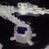 ARM BRAZO ROBOTIC ARDUINO SERVO SG90 image