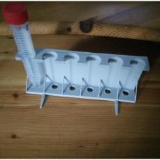 15ml falcon tube holder x6