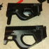 Rail Cover For Airsoft PDW 19 image