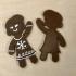 Gingerbread People blanks image