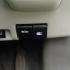 Nissan Leaf charge port lever image