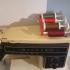 Singer Electronic 560 Tread Spool modification image