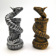 Dragon Chess! The Wyrm (The Rook)