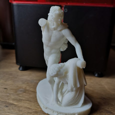 Picture of print of The Ludovisi Gaul
