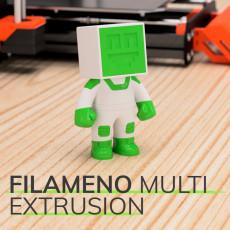 Filameno Multi Extrusion