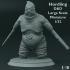 Hordling - D&D - Large Scale Miniature - 1/32 image