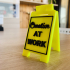 Creative at work - mini floor stand image