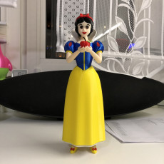 Picture of print of Snow White
