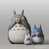Totoro Family image