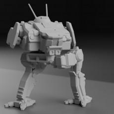 CDA-1A Cicada for Battletech