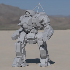 CP-10-Z Cyclops for Battletech