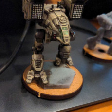 Picture of print of CPLT-C1D Catapult for Battletech