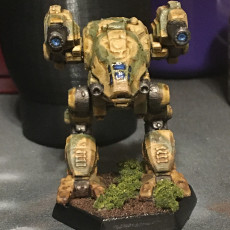 Picture of print of CPLT-K2 Catapult for Battletech