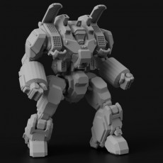 CRD-3K Crusader for Battletech (New Style)