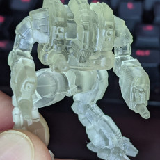 """Picture of print of CTF-IM Cataphract """"Ilya Muromets"""" for Battletech"""