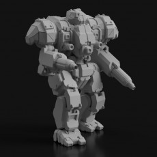DVS-1D Devastator for Battletech