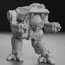 Direwolf Prime, AKA  Daishi  for Battletech