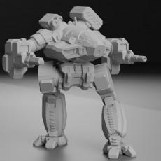 Ebon Jaguar Prime, AKA  Cauldron-Born  for Battletech