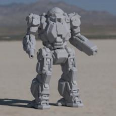 ENF-4R Enforcer for Battletech