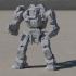 "Executioner Prime, aka ""Gladiator"" for Battletech image"